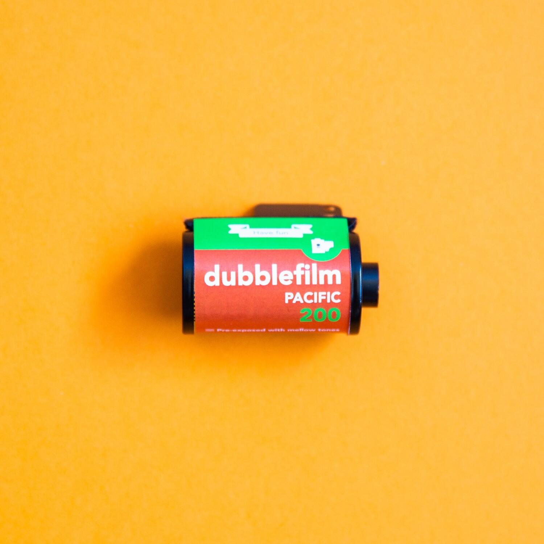 Dubble Film - Pacific 35mm 36exp
