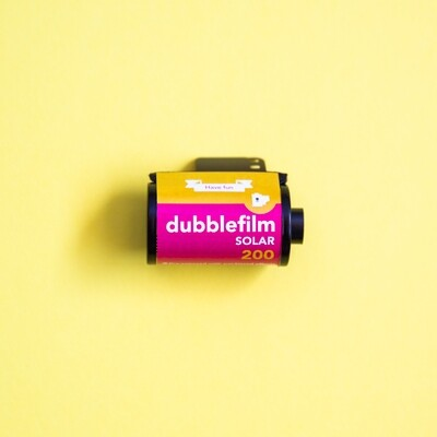 Dubble Film - Solar 35mm 36exp