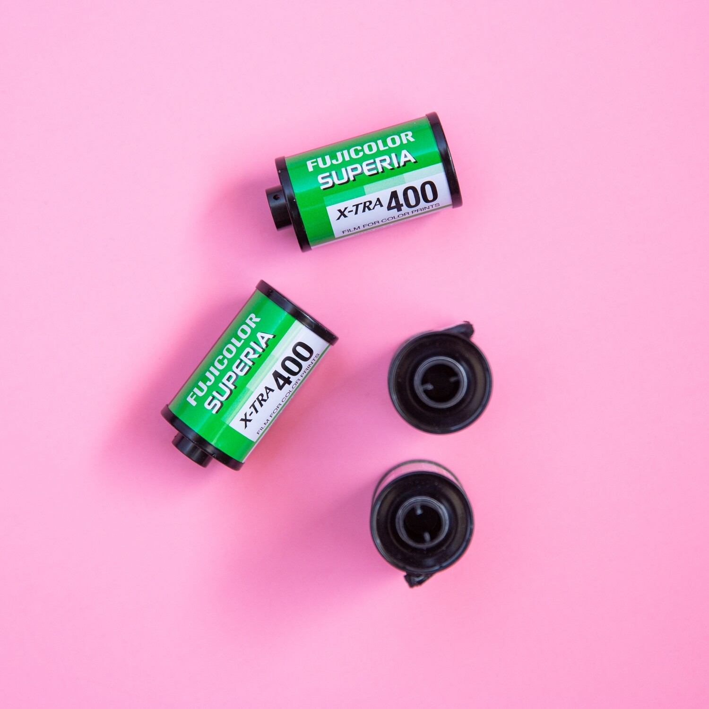 Fujicolor Superia X-TRA 400 35mm 36exp (FRESH)
