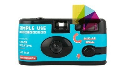 Lomography - Simple Use Film Camera Color Negative 400
