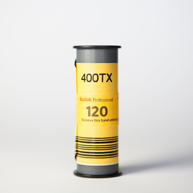 Kodak Tri-X 400 120- SINGLE ROLL ($6.90/roll)