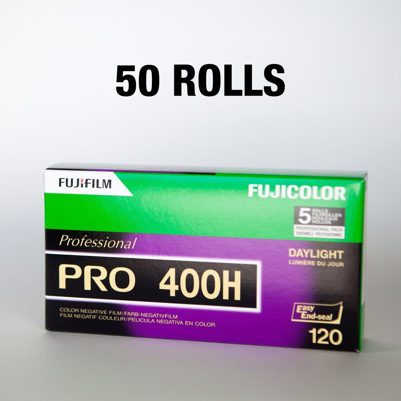 Fuji 400H 120 - 50 Rolls ($6.60/roll)