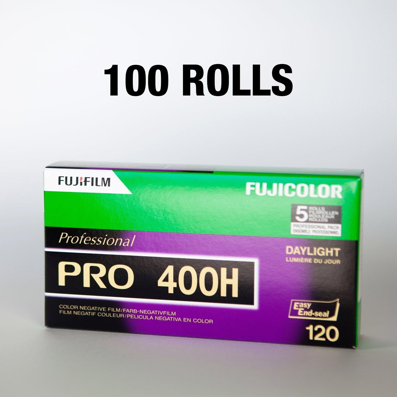 Fuji 400H 120 - 100 Rolls ($6.10/roll)