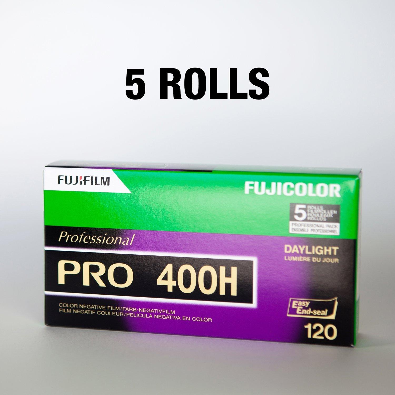 Fuji 400H 120 - 5 Rolls ($6.80/roll)