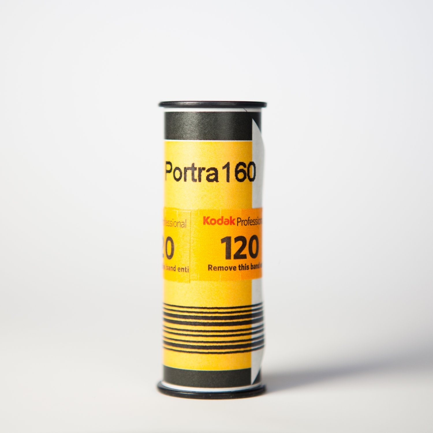 Kodak Portra 160 120 - SINGLE ROLL ($6.85/roll)