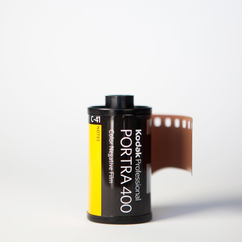 Kodak Portra 400 35mm 36 Exposures - SINGLE ROLL ($7.40/roll)