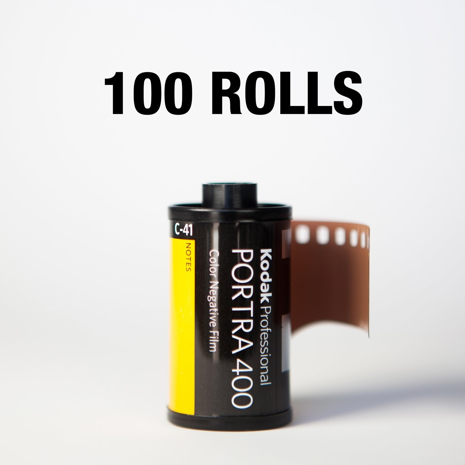 Kodak Portra 400 35mm 36 Exposures - 100 Rolls ($7.49/roll)