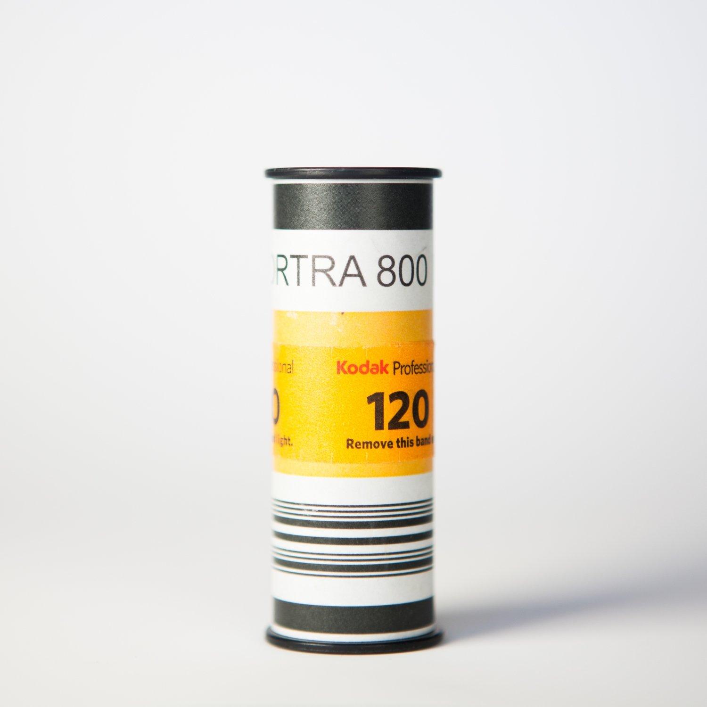 Kodak Portra 800 120 - From $8.40 a Roll!