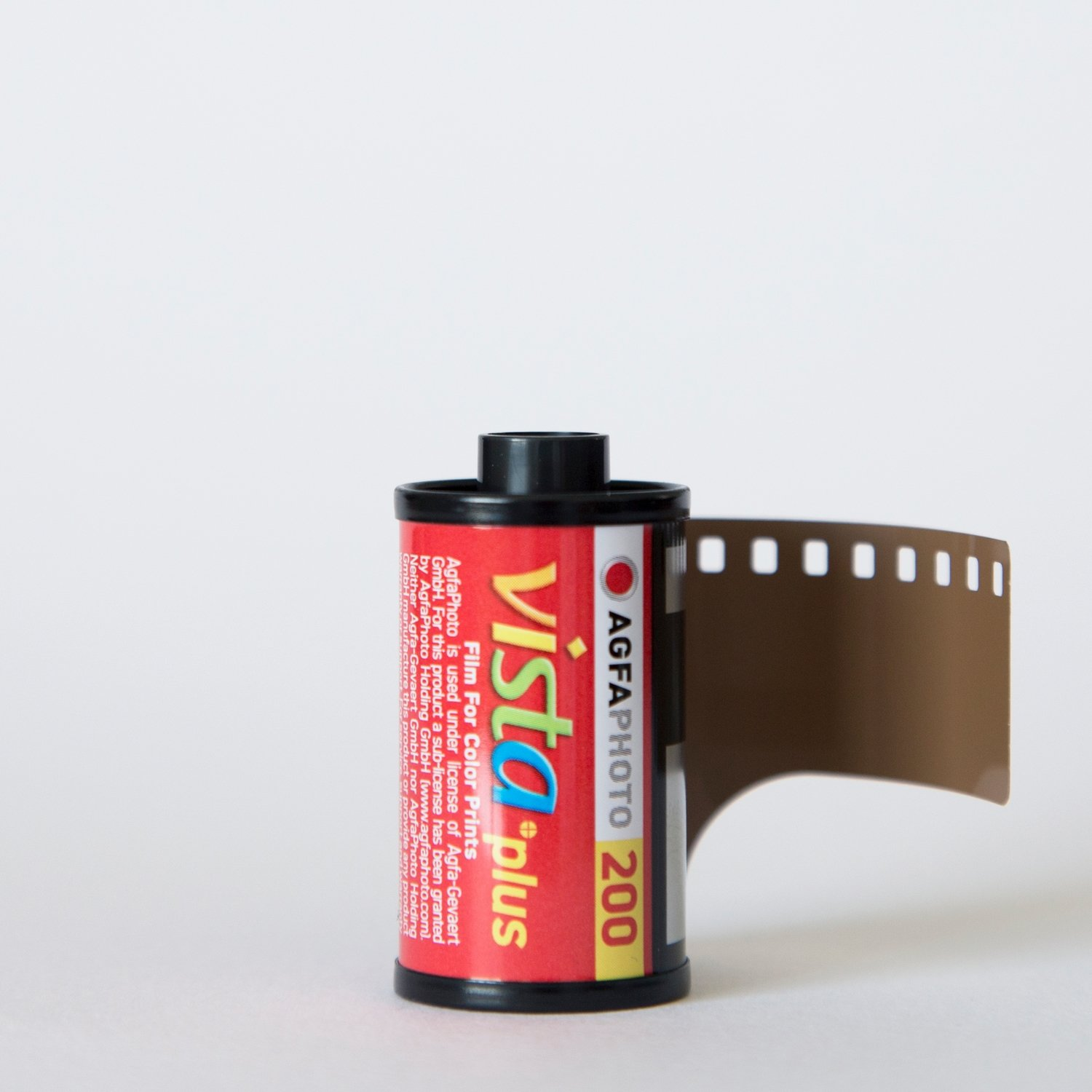 Agfa Vista 200 35mm 36 exp SINGLE ROLL - From $6.70 a Roll!
