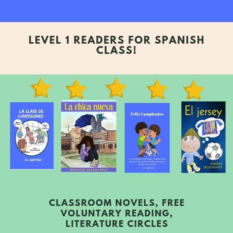 """Level 1 Reader """"FVR Literary Kit"""" 16 novels (Free shipping)"""