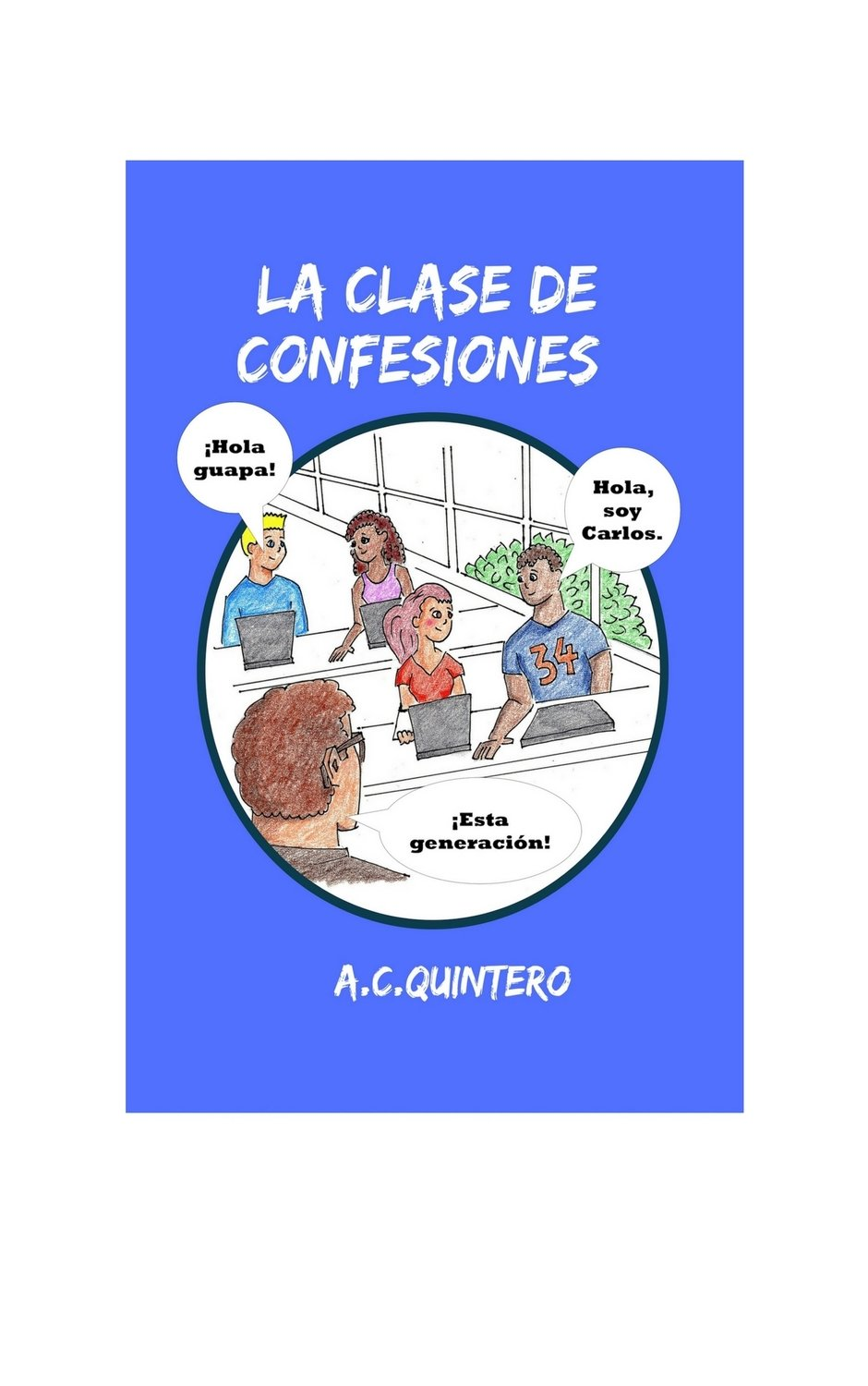 4 Novels+ FVR Reading Kit La clase de confesiones Level 1+
