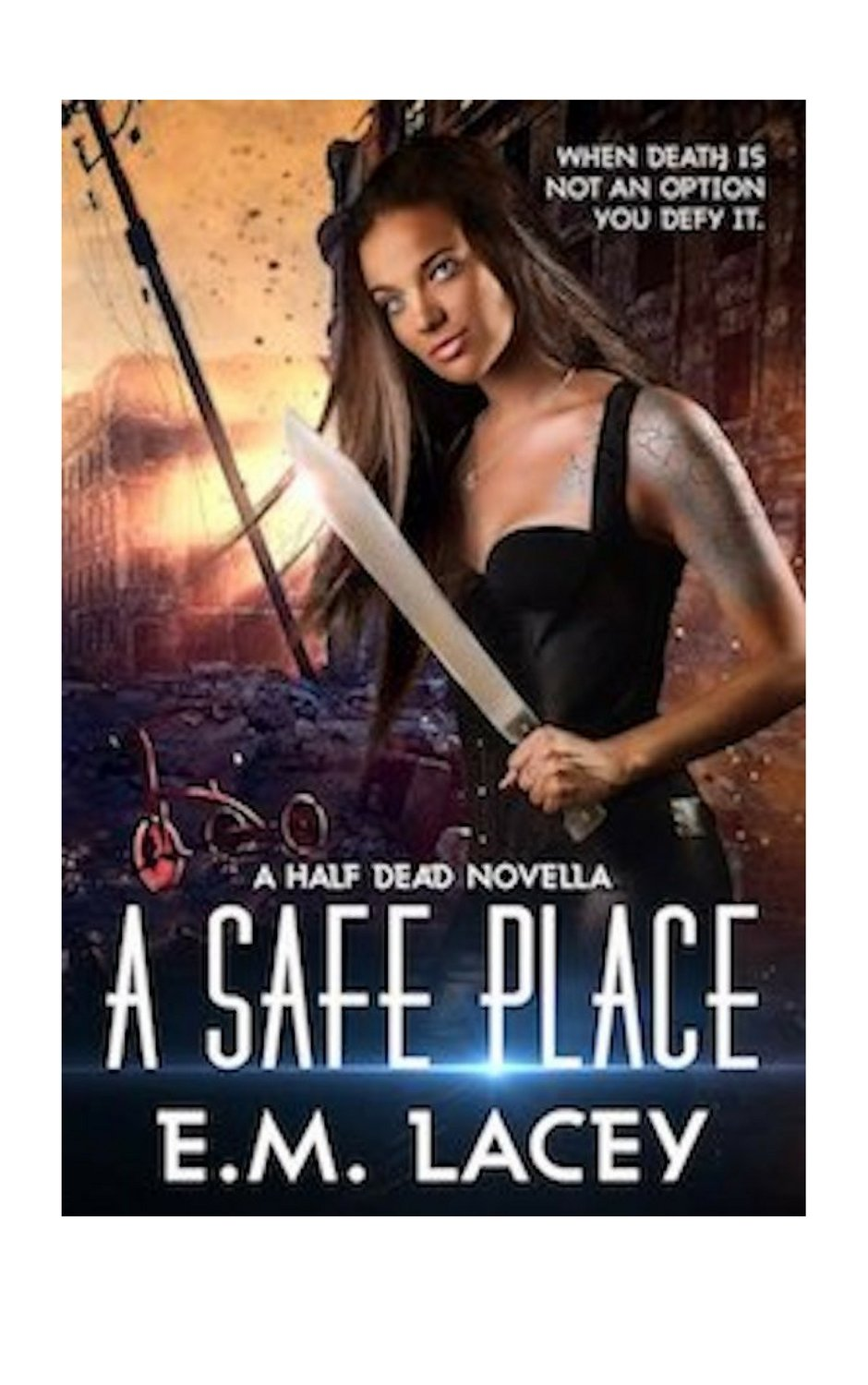 2 Novels- A Safe Place (English Adolescent Fiction)