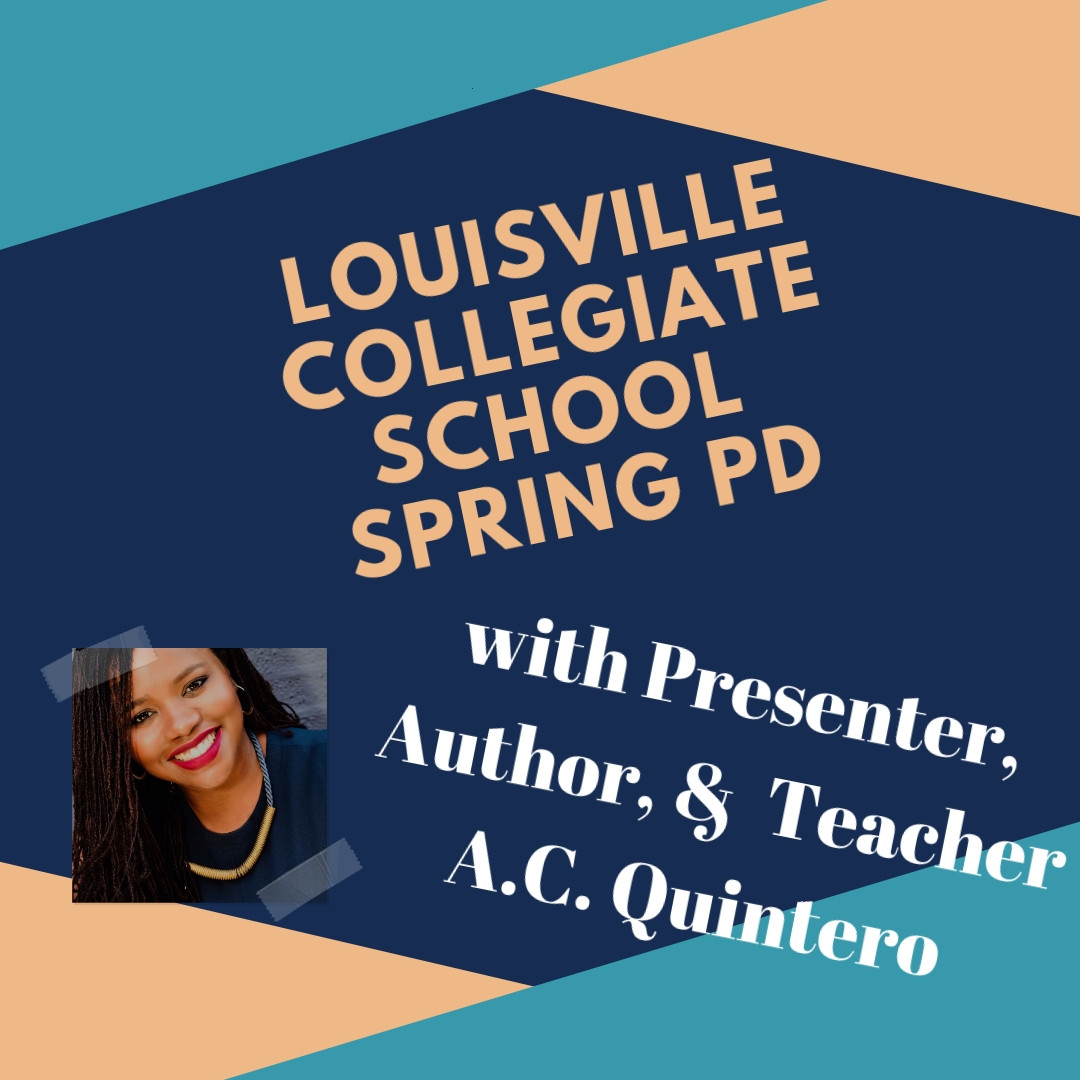Louisville Collegiate School World Language Spring PD -Professional Development One-Day Seminar