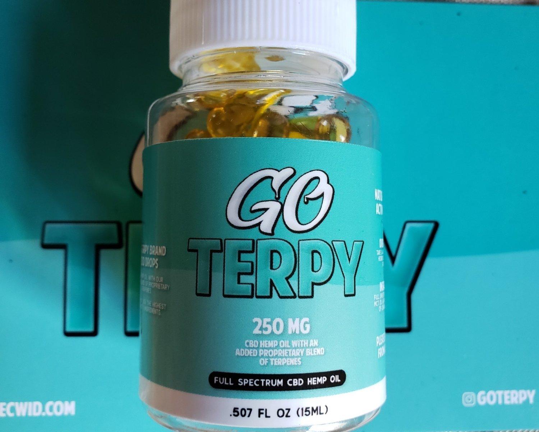 Go Terpy Caps