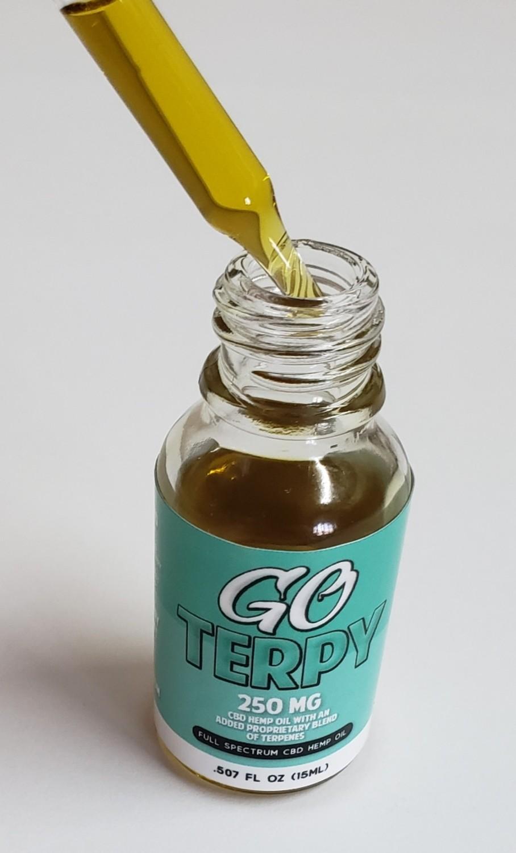 Go Terpy Wholesale 10 250 Mgs bottles