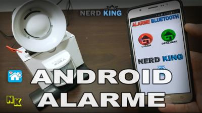 App Android, Código Arduíno E Esquemas Para Alarme Nk