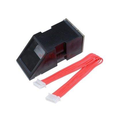Módulo Sensor Leitor Biométrico Impressão Digital Arduino