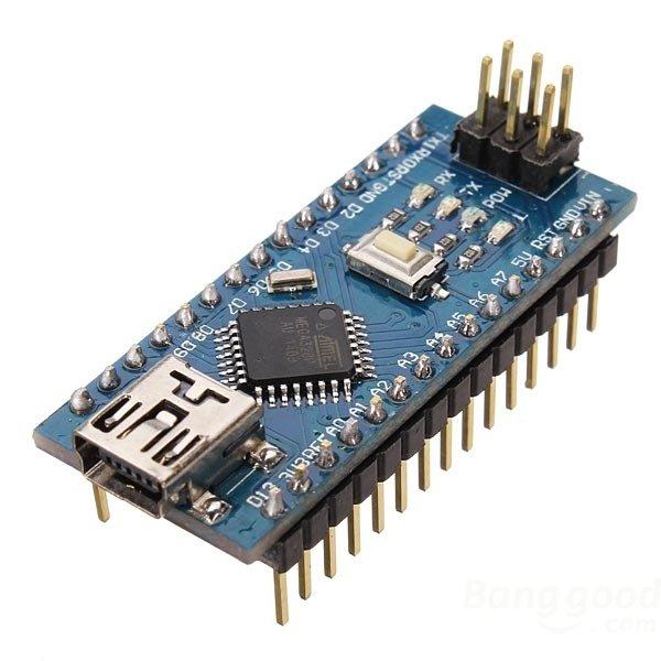 Placa Arduino Nano V3 Atmega328