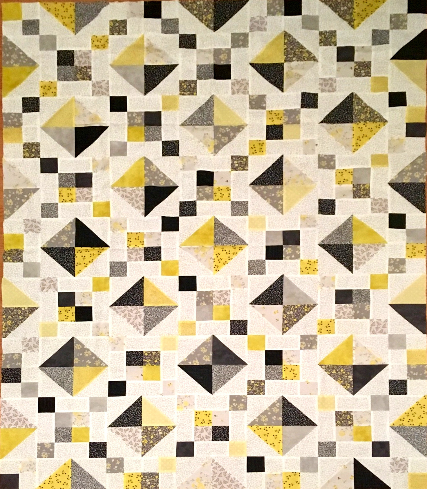 Hopscotch, Intermediate Quilting 54895
