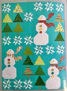 Let It Snow Quilt 54882