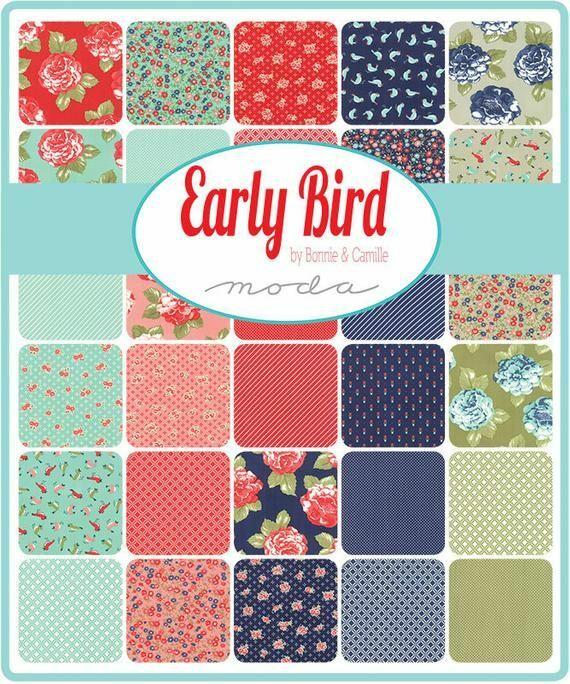 Early Bird Charm Pack - Bonnie & Camille 43DKTZ5J