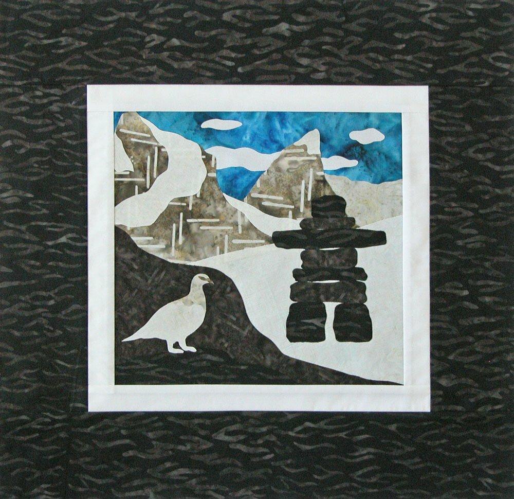 Nunavut Kit - Cantik Batiks 2LFC6DGX