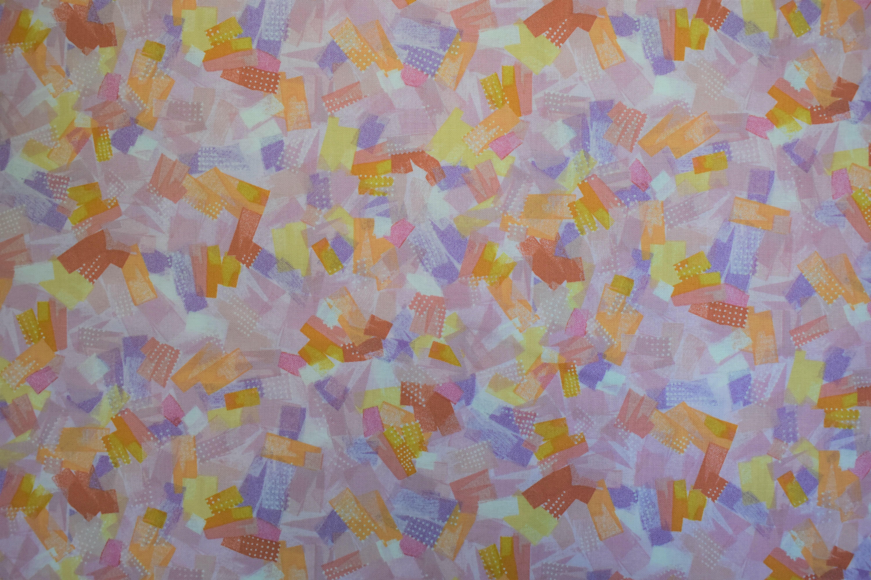 Confetti Blossoms Pink - Quilting Treasures TB9KLYTC