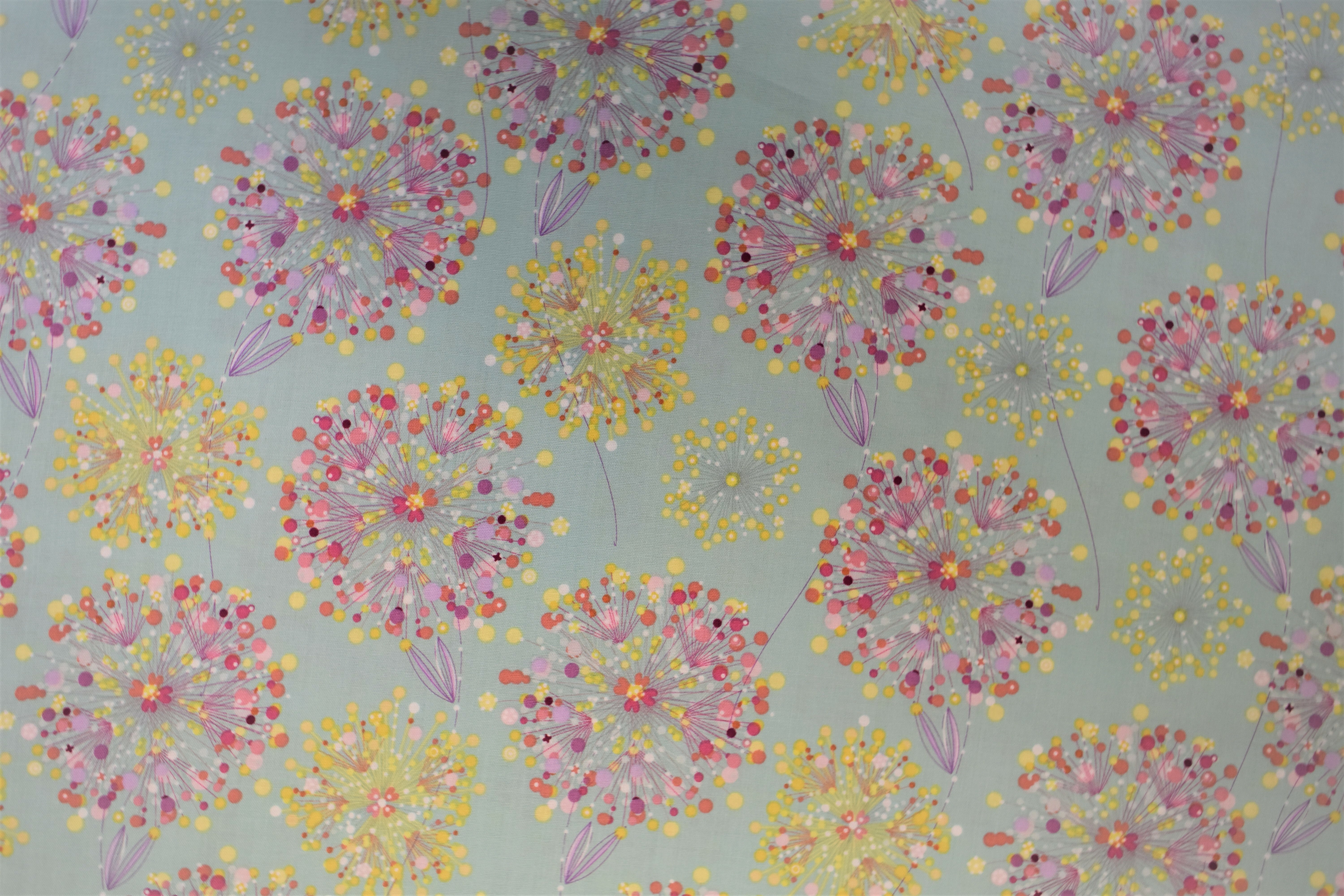 Confetti Blossoms Large Flowers - Quilting Treasures SDHEDA9Y