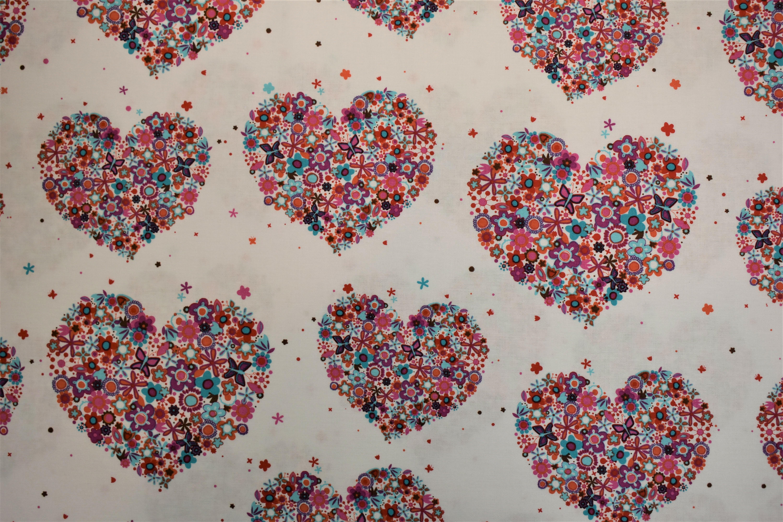 Hearts & Flowers - Michael Miller Fabrics 2MTHNBJZ