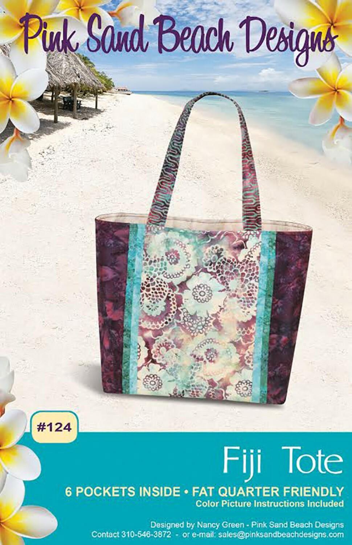 Fiji Tote Bag Pattern NBL7Q99X