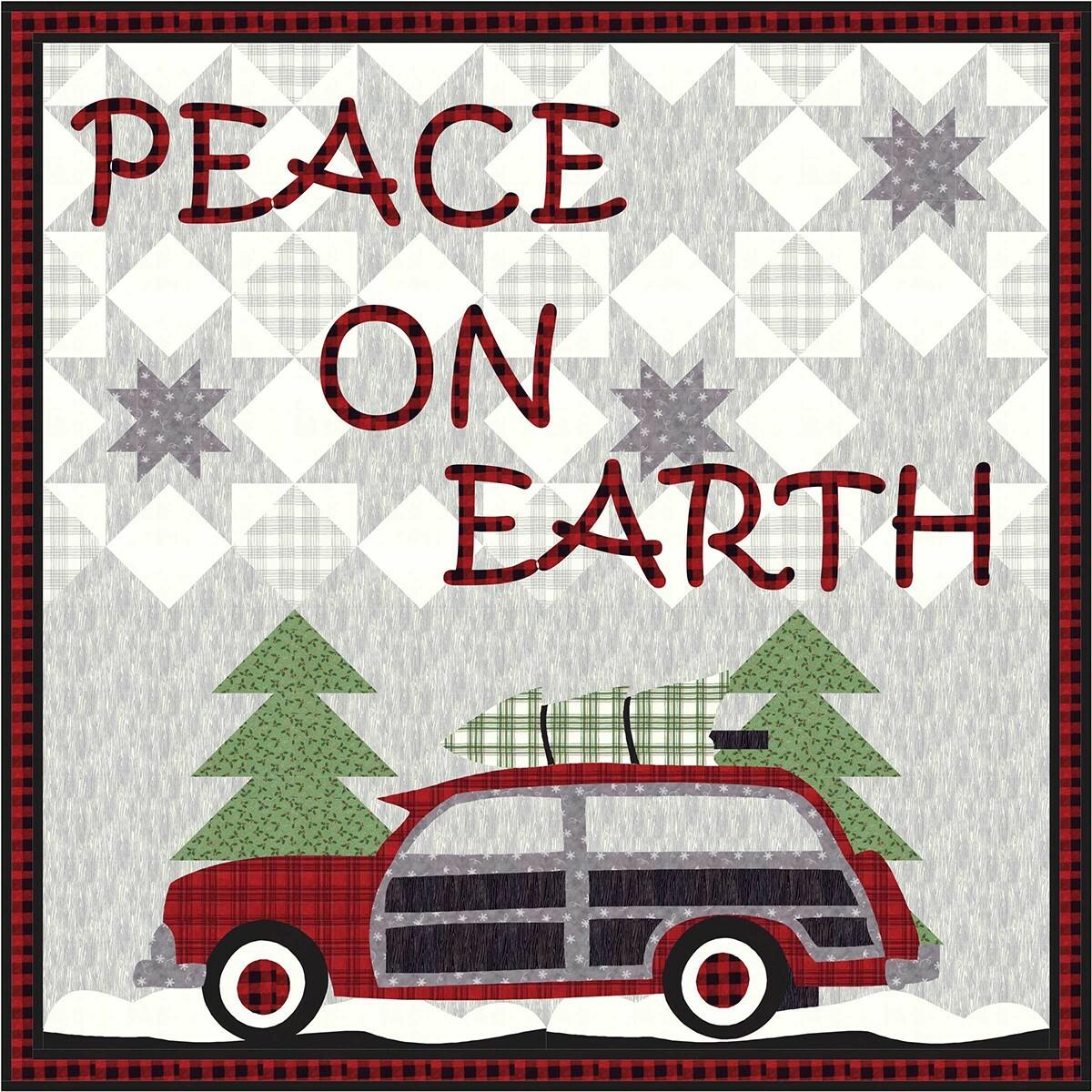 Peace on Earth Pattern