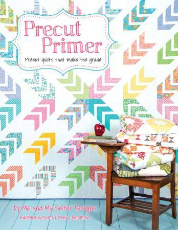 Precut Primer Book NJV51BSG