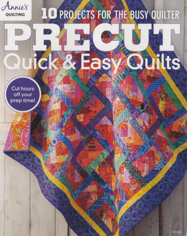 Precuts - Quick and Easy Book HP4ALMCE