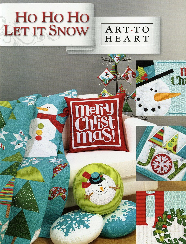 Ho Ho Ho Let It Snow Book S4M85HXL