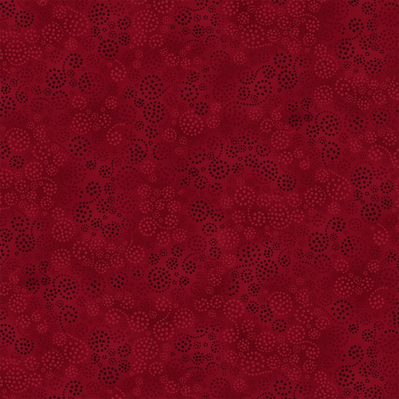 Burgundy Sparkles - Wilmington Fabrics K984KGUE