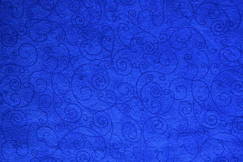 """Flannel 108"""" - Blue Swirls 54980"""