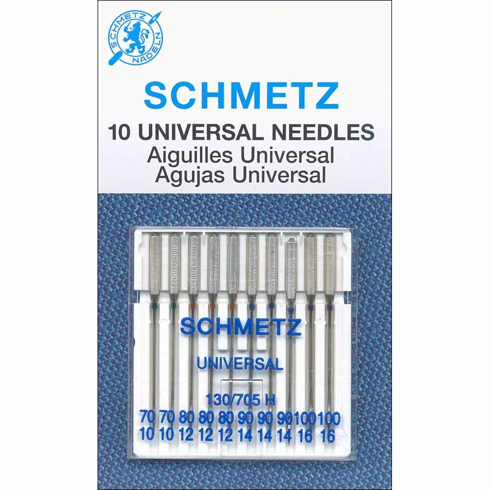 Schmetz Universal  Needles - Assorted 55522