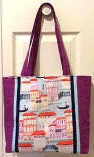 Quilted Tote Bag Class #3 Winter 2019 54888
