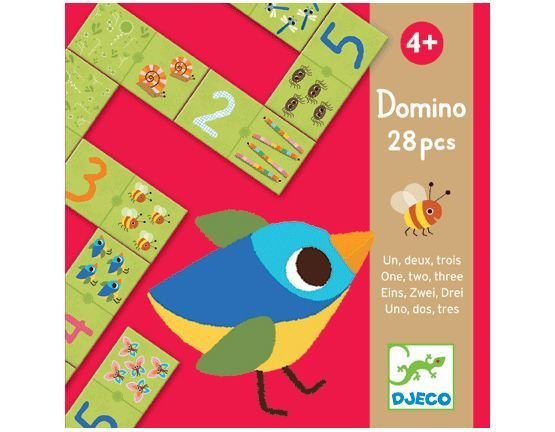 Domino One, Two, Three