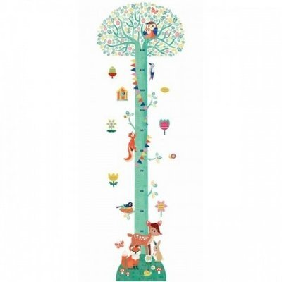 Height Chart Tree