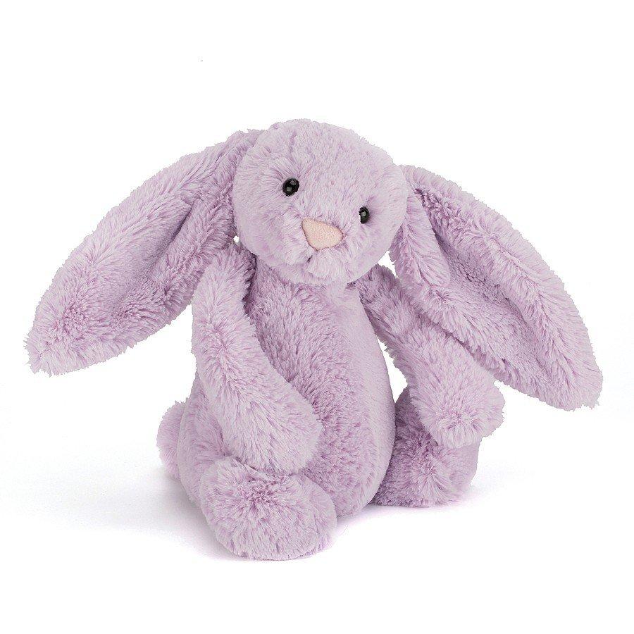 Medium Bashful Hyacinth Bunny