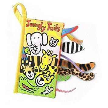 Jungle Tails Book