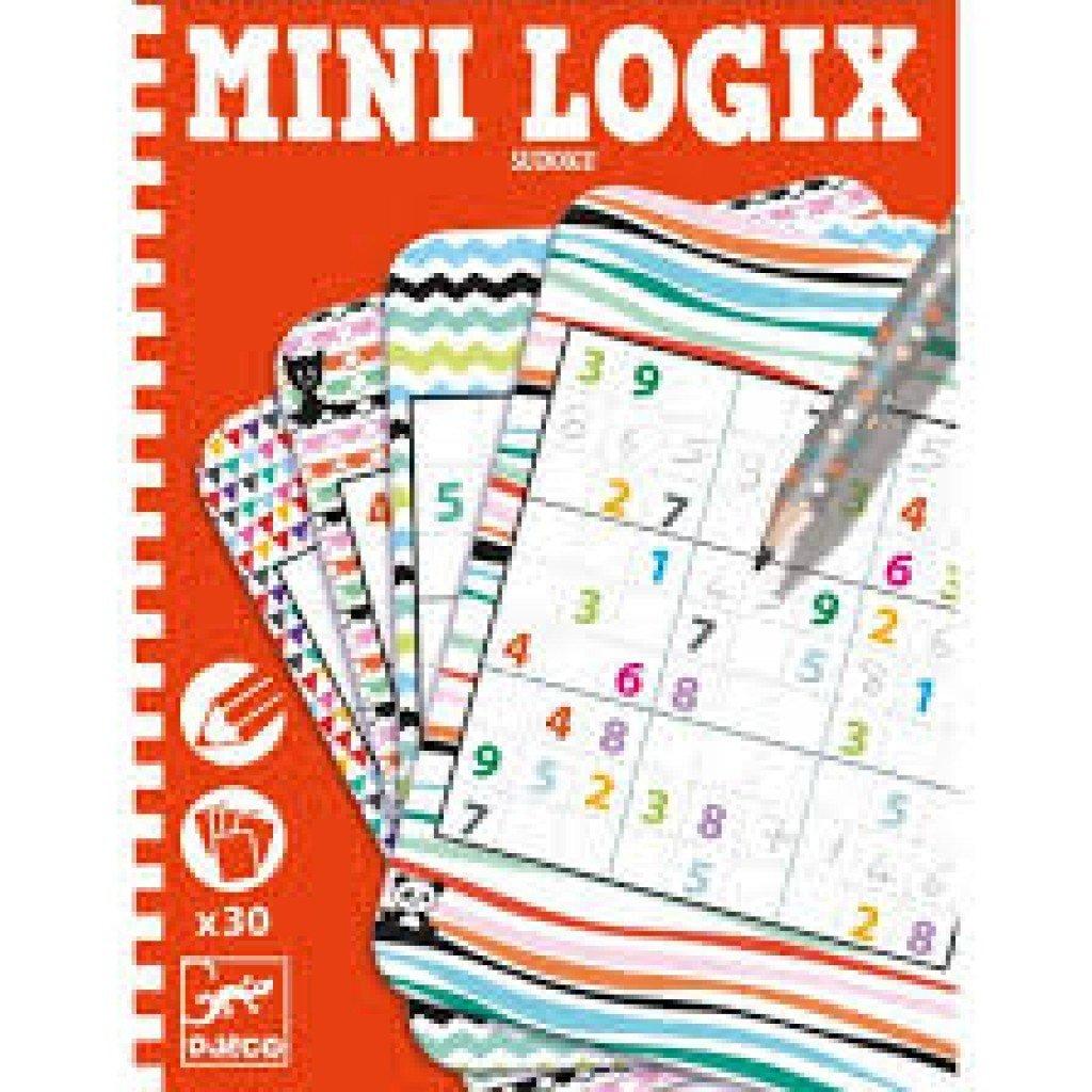 Mini Logic Sudoku