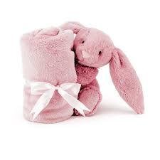 Pink Bunny Soother