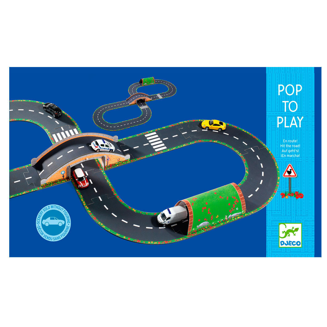 Pop To Play Cars