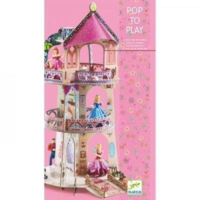 Pop To Play Princess Tower