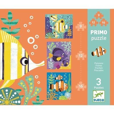 Primo Puzzles Fishes