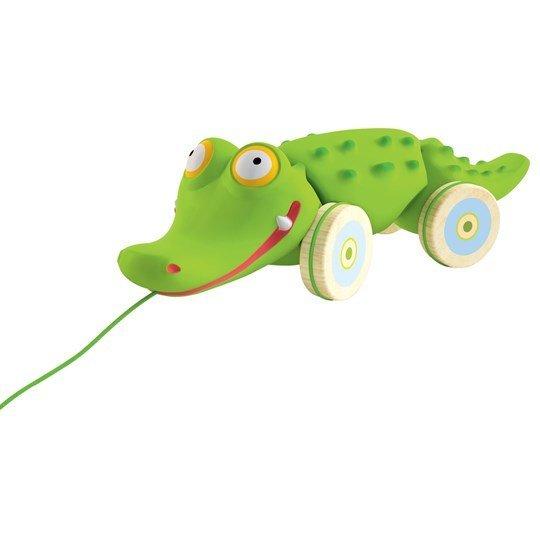 Pull Along Croc'n'Roll