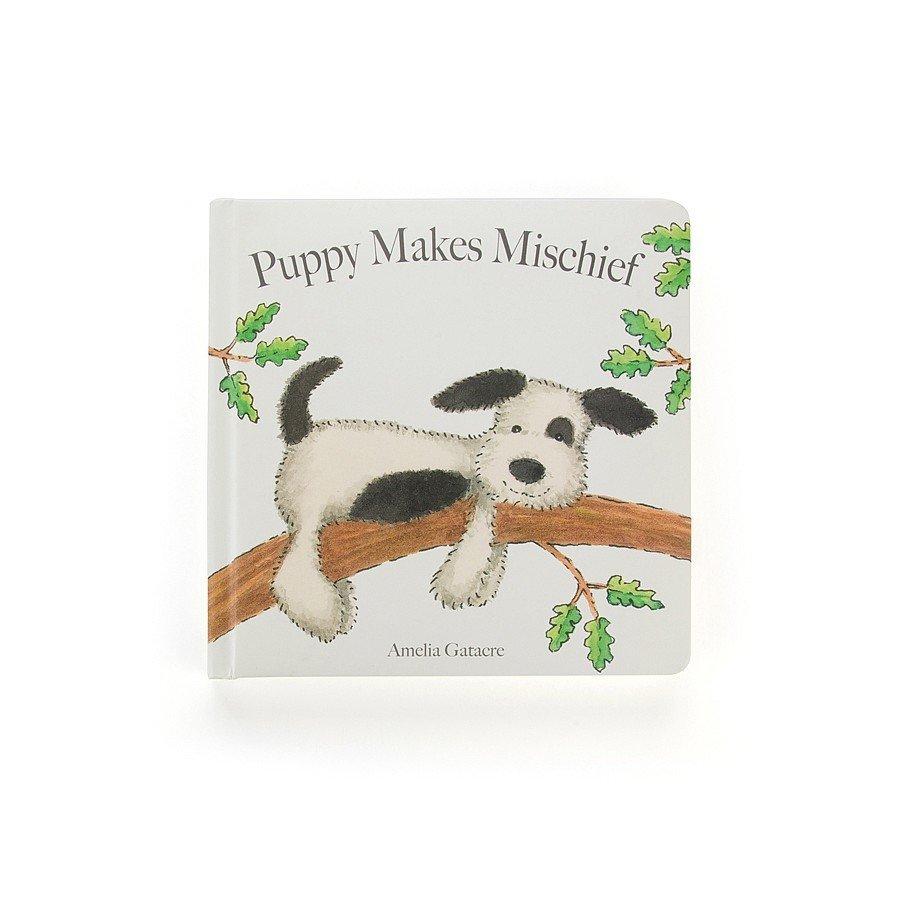 Puppy Mischief Book