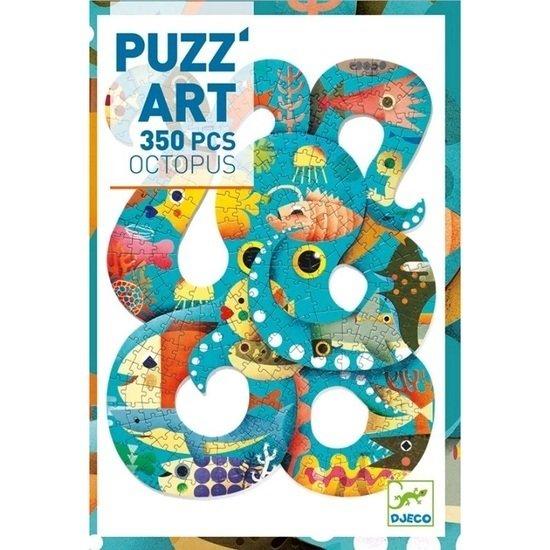 Puzz'Art Octopus